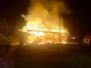 Požari na Kalobju in v Dobju
