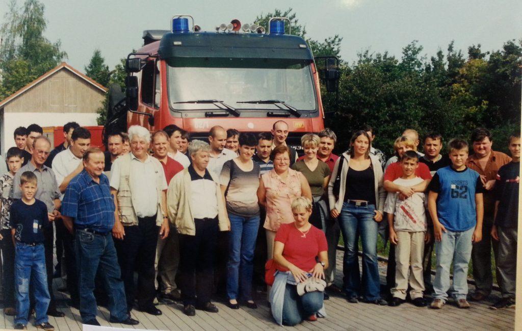 Pred odhodom iz Münchna še en skupinski posnetek za spomin