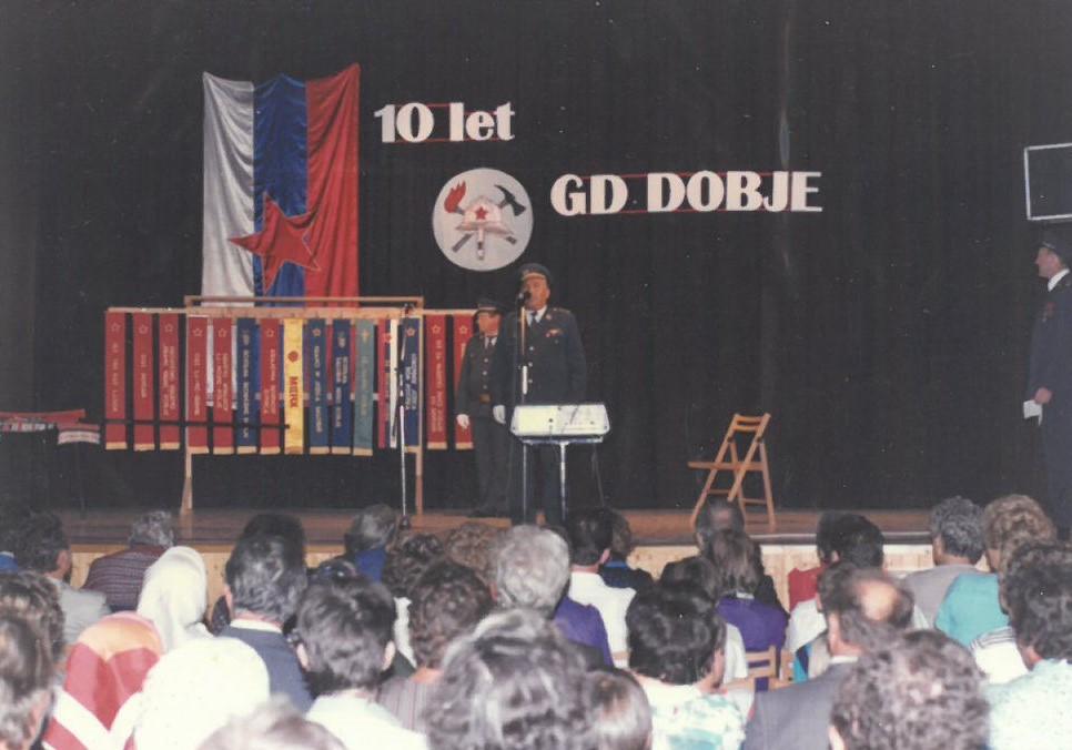 Slavnostni govornik Martin Avžner, predsednik OGZ Šentjur