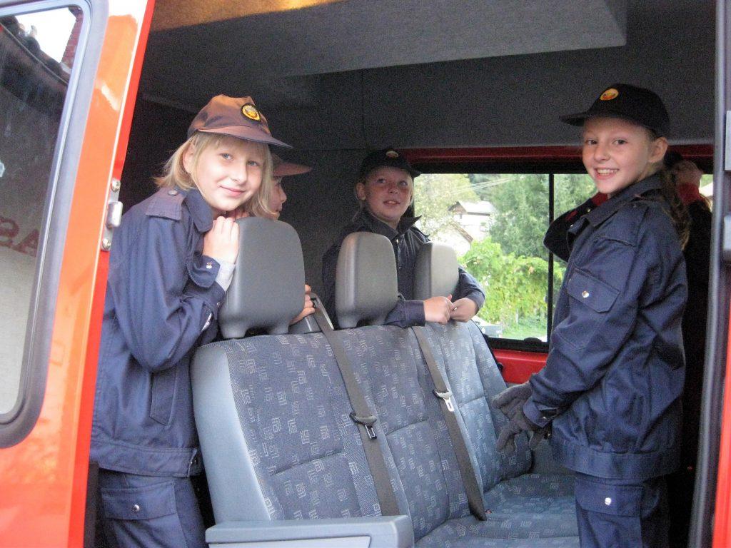Tekmovalci so v gasilskem kombiju vedno dobro razpoloženi