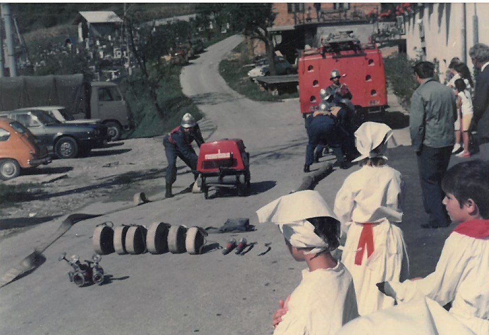 Prvi preizkus motorne črpalke